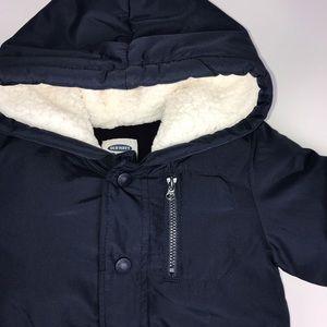 NWOT baby boy winter coat Old Navy